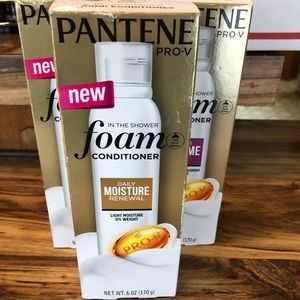 Pantene Foaming Conditioner (3 pack)